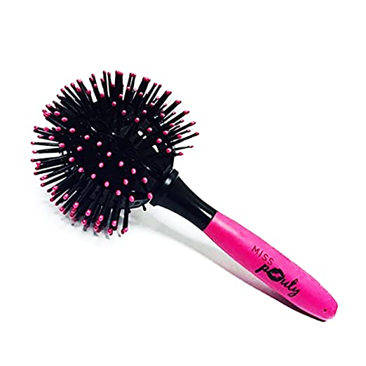 2 opinioni per Miss Pouty- Spazzola per capelli Amazeball 8 in 1, forma sferica