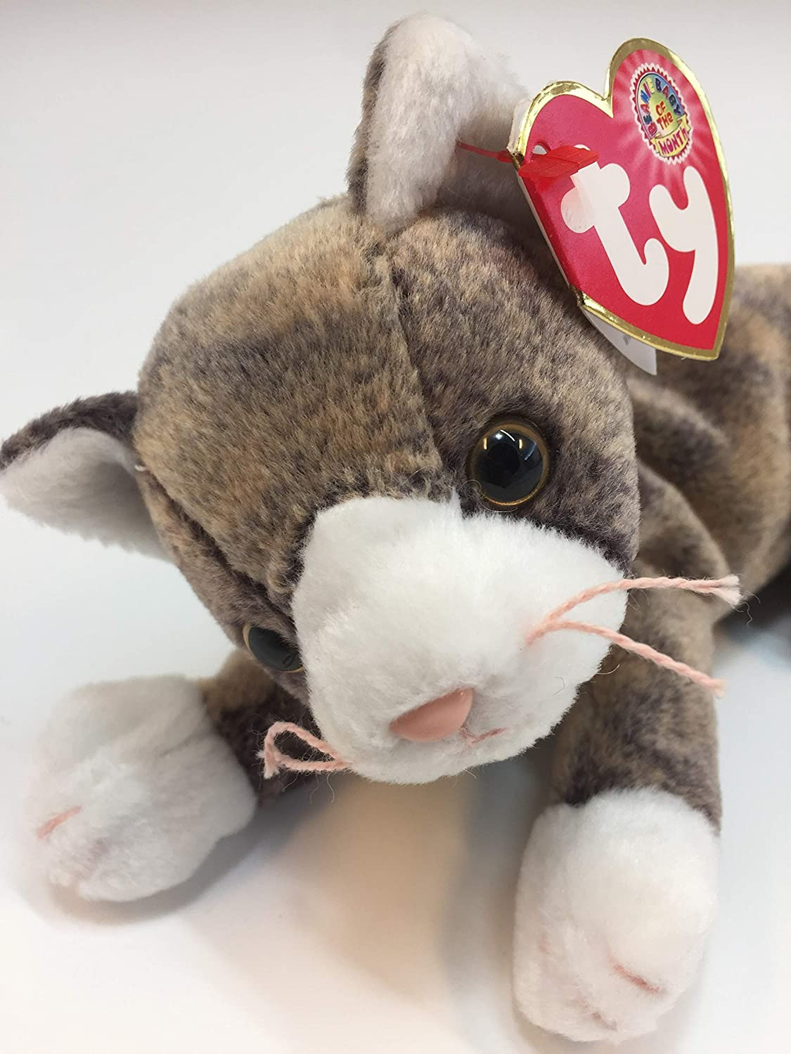 46806ce93 TY Beanie Baby - CAPPUCCINO the Cat (BBOM May 2003) [Toy]