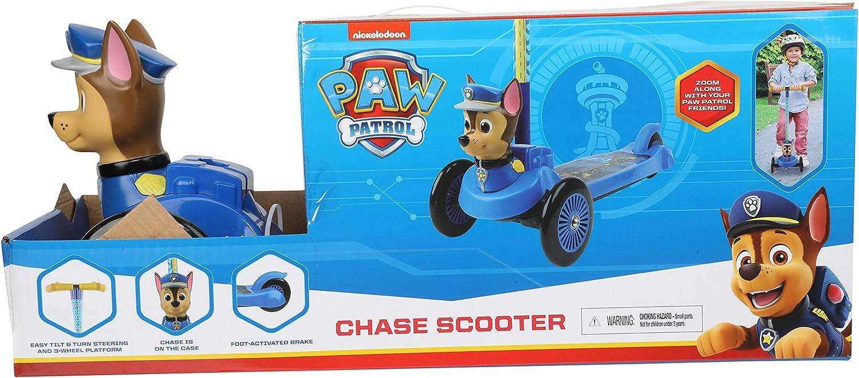 Amazon.com: Patrol Patrol Patinete para niños y niñas con ...