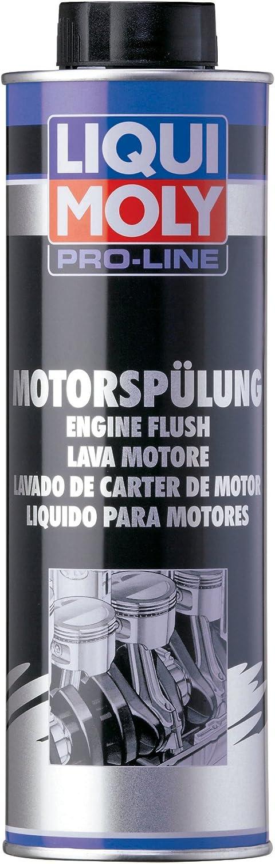 Liqui Moly 2427 - Motor limpiar, lavado de cárter de motor, 500 ml,