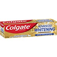 Colgate Advanced Whitening Tartar Control Whitening Toothpaste with Microcleansing Crystals Whiter Teeth in 14 Days 120g
