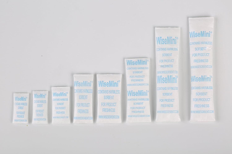 Amazon.com: 600 paquetes 0 ounce por paquete wisemini Tyvek ...