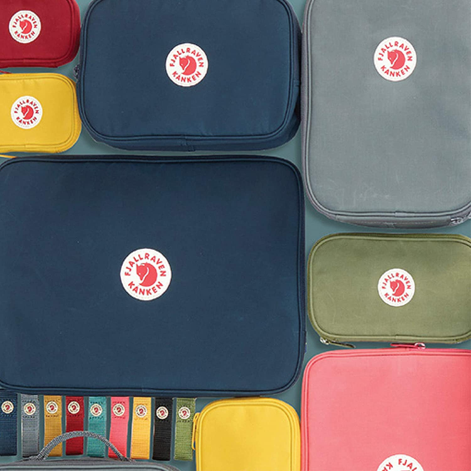 Fjallraven, Kanken Travel Wallet for Passports