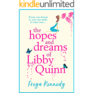The Hopes and Dreams of Libby Quinn: The perfect uplifting Irish romantic comedy for 2021