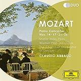 Mozart: Piano Concertos No.14, 17, 21 & 26