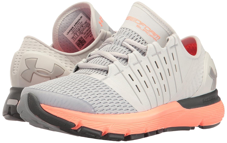 Under Armour Women's Speedform Europa Running Shoe B01GQL25KO 10 M US Elemental (094)/London Orange