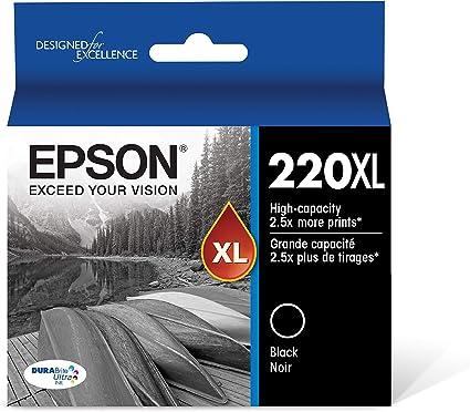 Amazon.com: Epson T220XL120 DURA Cartucho de tinta de alta ...