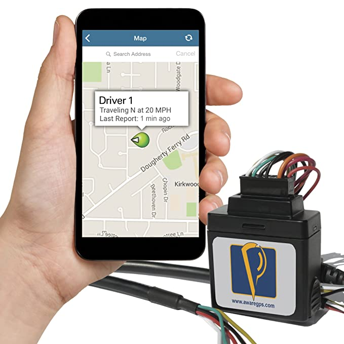 Car Tracking Device >> Amazon Com Aware Gps Awvds1 Aware Gps Trackers System Tracking