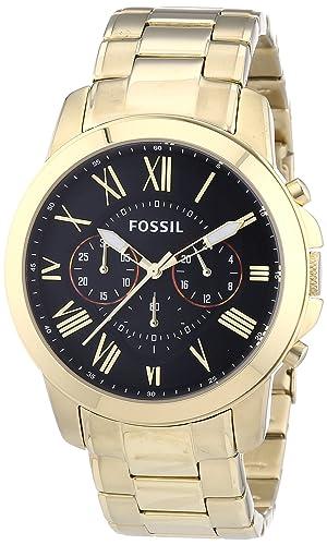 5dba583fe452 Fossil FS4815 - Reloj de Pulsera Hombre