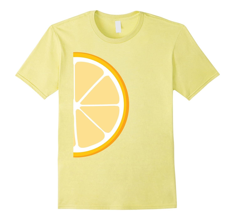 Funny Halloween Orange Fruit Costume T-shirt-ANZ
