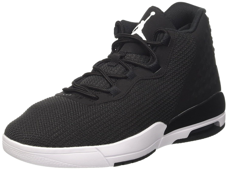 Nike Jordan Flight Origin 4, Zapatos de Baloncesto Para Hombre, Negro (Black/Black/Black), 40 EU amazon-shoes el-gris