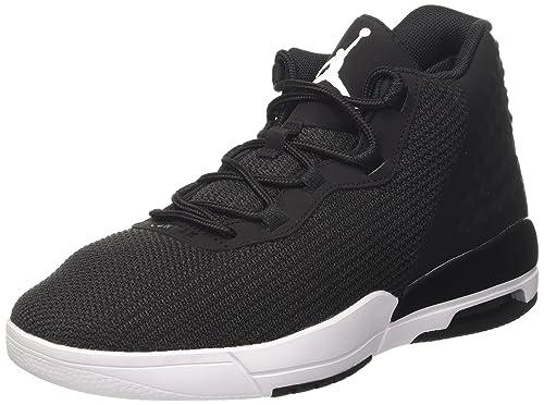 new concept fc091 50b39 Nike Jordan Academy, Zapatillas de Baloncesto para Hombre  Amazon.es   Zapatos y complementos
