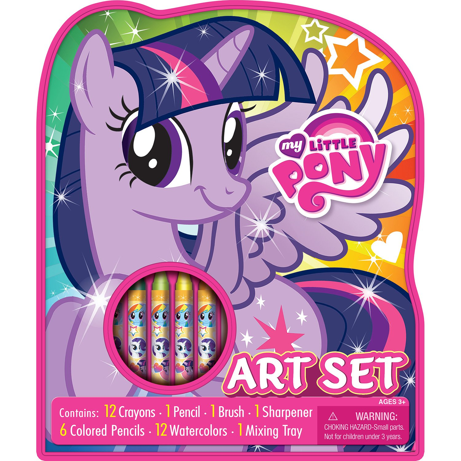 Bendon AS03714 My Little Pony Small Art Case
