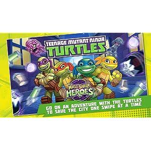 Teenage Mutant Ninja Turtles: Half-Shell Heroes: Amazon.es ...