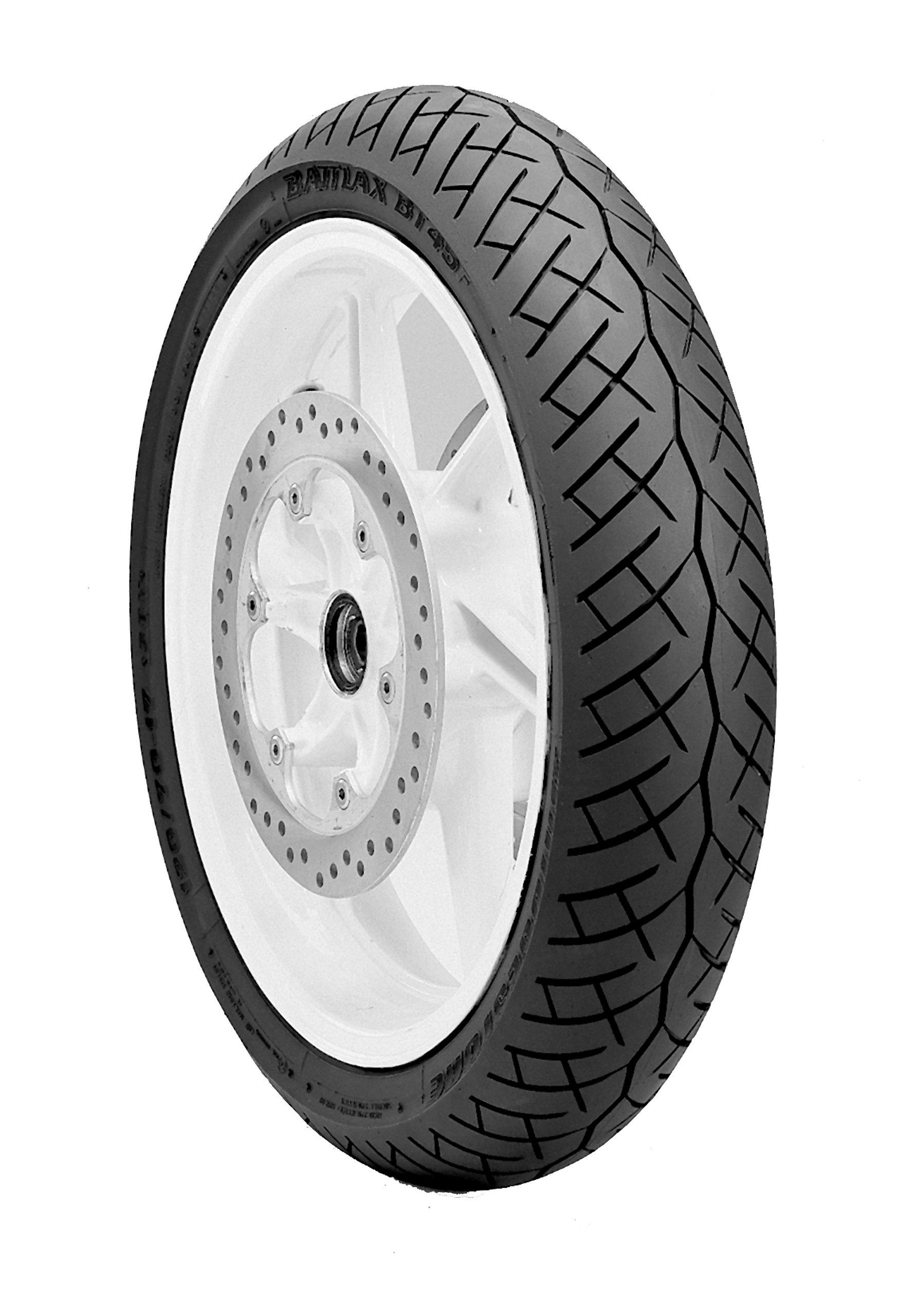 Bridgestone BATTLAX BT-45V Sport/Touring Front Motorcycle Tire 110/80-18
