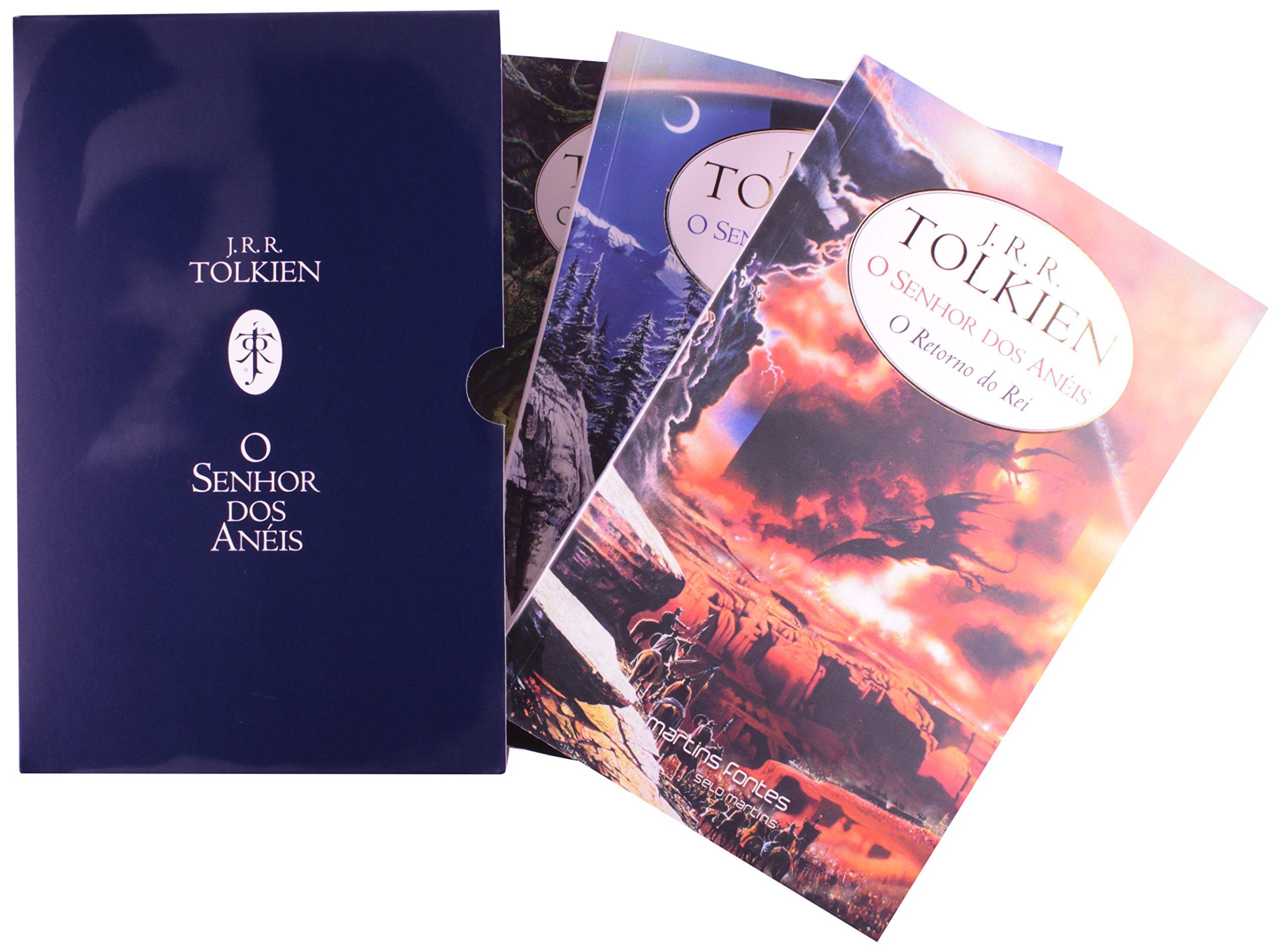 Senhor dos anis o j r r tolkien 9788533615670 amazon books fandeluxe Choice Image