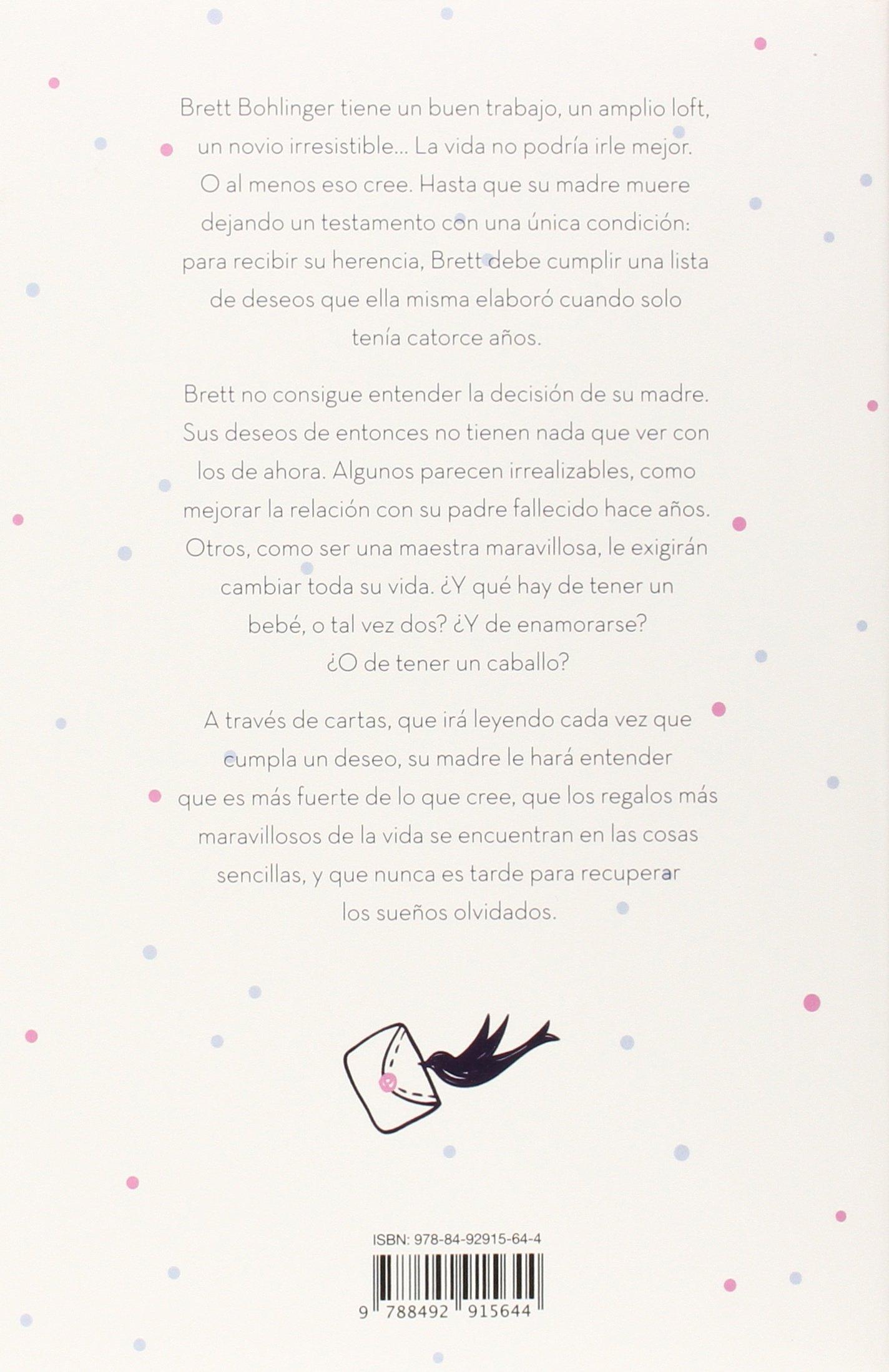 Mi lista de deseos (Spanish Edition): Lori Nelson ...