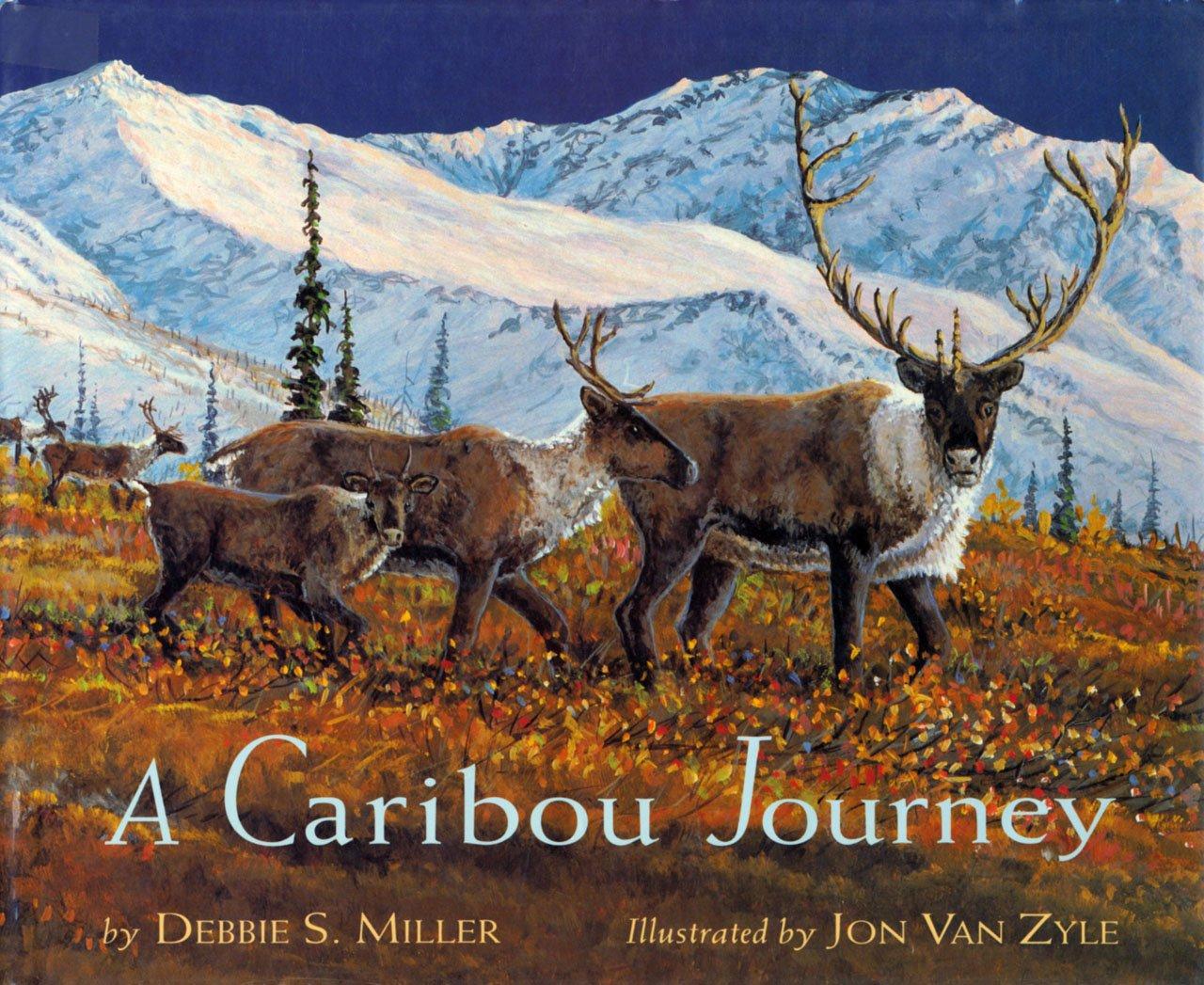 A Caribou Journey ebook