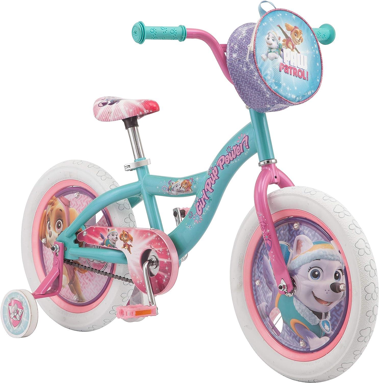 "Nickelodeon Paw Patrol Girls 12/"" Sidewalk Bike-Pink"