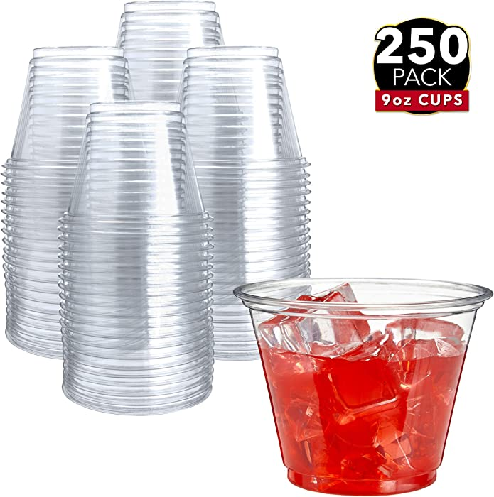 The Best Clear Beverage Cups