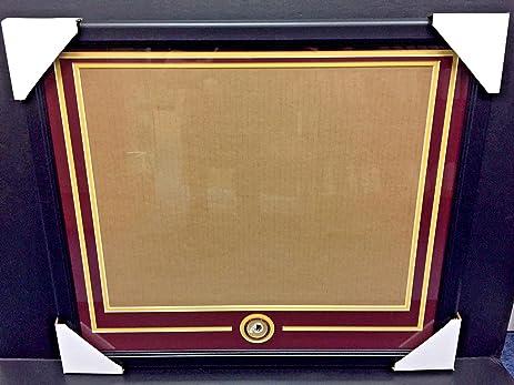 Amazon.com: WASHINGTON REDSKINS Medallion Frame Kit 16x20 Photo ...