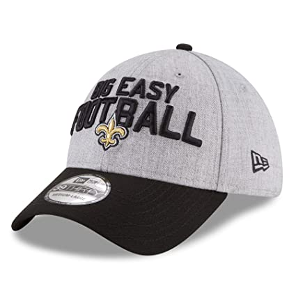 acd0ef951c8 ... 50% off new era new orleans saints 2018 nfl draft official on stage  39thirty flex