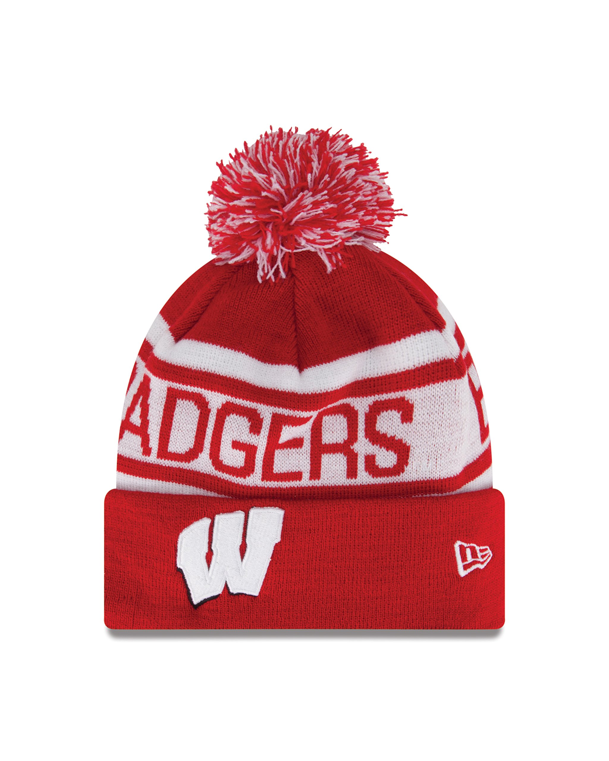NCAA Wisconsin Badgers Biggest Fan Redux Beanie