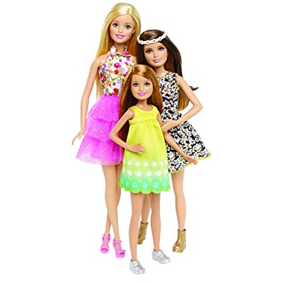Barbie and Her Sisters in The Great Puppy Adventure Doll (3-Pack) (Discontinued by manufacturer): Toys & Games