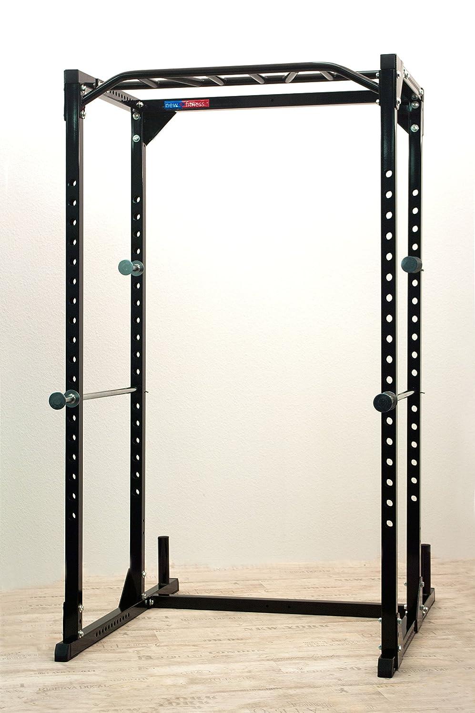 Functional Power Rack newfitness® NE770: Amazon.it: Sport e tempo ...