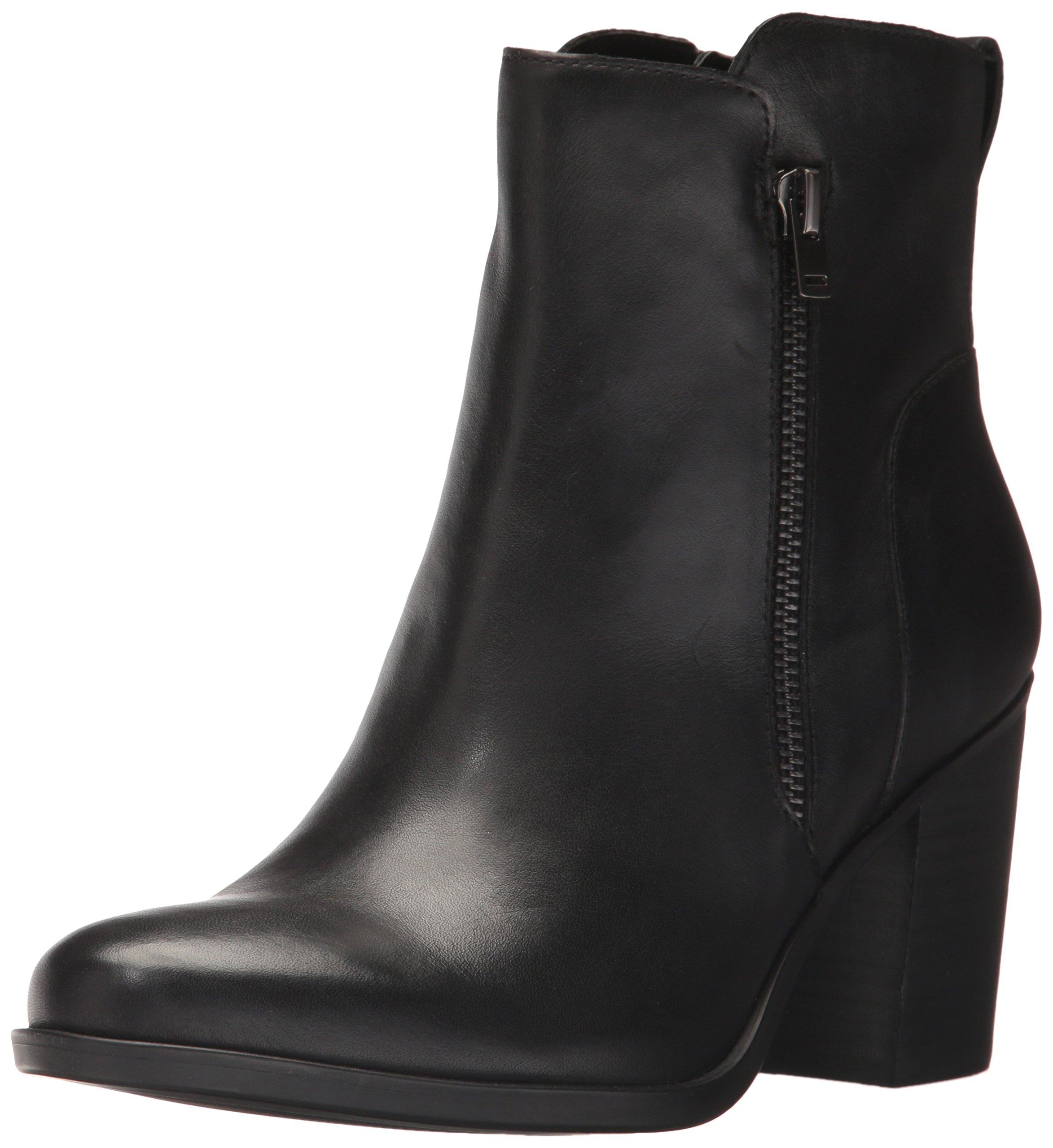 Naturalizer Women's Kala Boot, Black, 9.5 M US