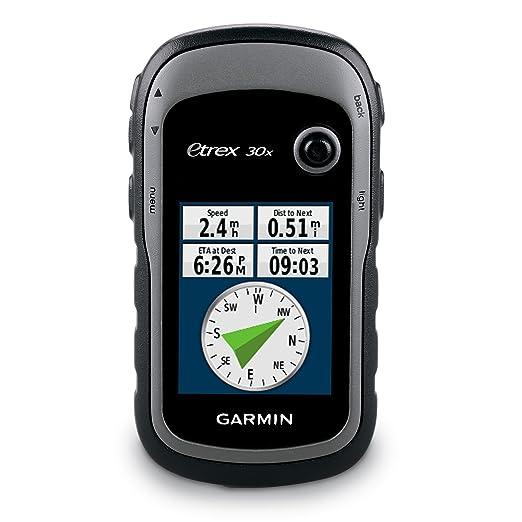 "33 opinioni per Garmin eTrex 30x GPS Portatile, Schermo 2.2"", Mappa TopoActive Europa Orientale,"