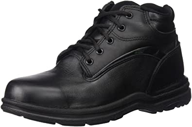 Rockport Work Men's Postwalk RP8510 Work Shoe, Black, ...