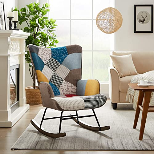 Tribesigns Living Room Rocking Chair