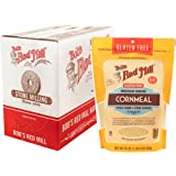 Bob's Red Mill Gluten Free Cornmeal, 24 Oz (Pack Of 4)