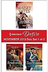 Harlequin Desire November 2019 - Box Set 1 of 2 Kindle Edition