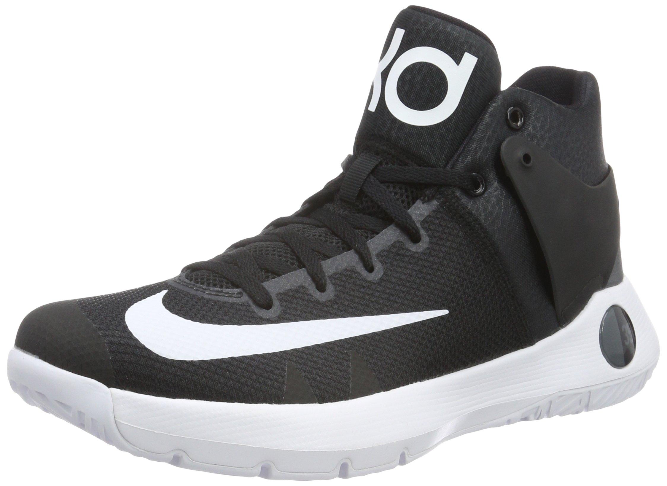 best website fcfde 77e94 Galleon - Nike Mens KD Trey 5 IV Basketball Shoes-Black-10.5