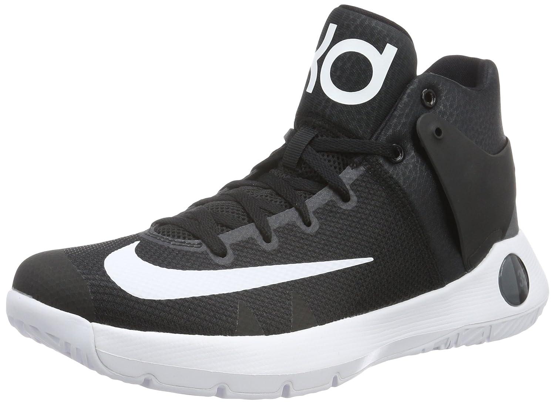 Nike KD Trey 5 IV, Zapatillas de Baloncesto para Hombre 44.5 EU|Negro (Black / White-dark Grey)