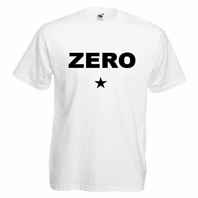 Camiseta Hombre Zero - camiseta Smashing Pumpkins 100% algodon LaMAGLIERIA: Amazon.es: Ropa y accesorios