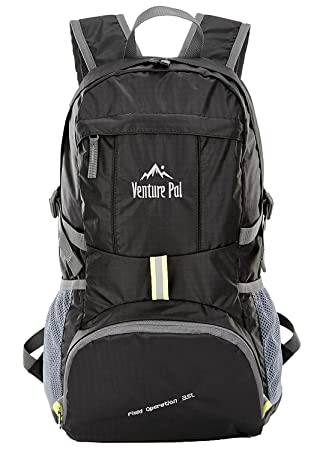 Amazon.com : Venture Pal Lightweight Packable Durable Travel ...