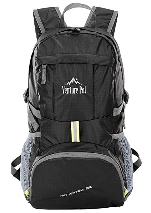7998eac4a3ce Venture Pal Lightweight Packable Durable Travel Hiking Backpack Daypack