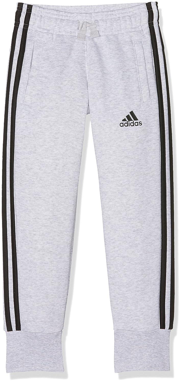 adidas Girls' Yg 3s Slim Trousers