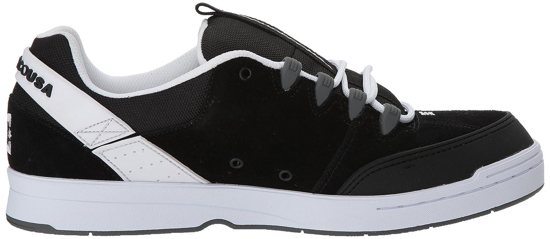 DC Herren Syntax, Weiß Weiß Weiß Gum B075998QN9 Skateboardschuhe Eleganter Stil b0f3b7