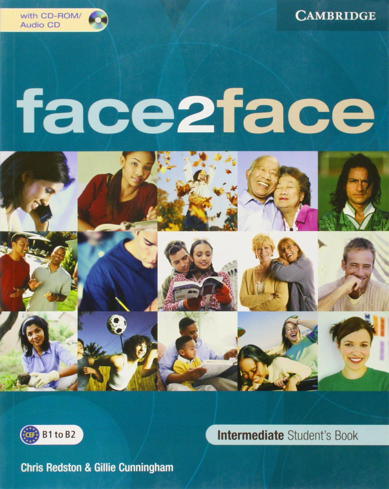 Face To Face English Book