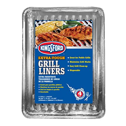 Amazon.com : Trinidad Benham 6129994100 Kingsford Extra Tough Grill ...