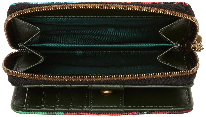 Desigual - MAGNETIC IKARA, Billetera Mujer por solo 24,93€