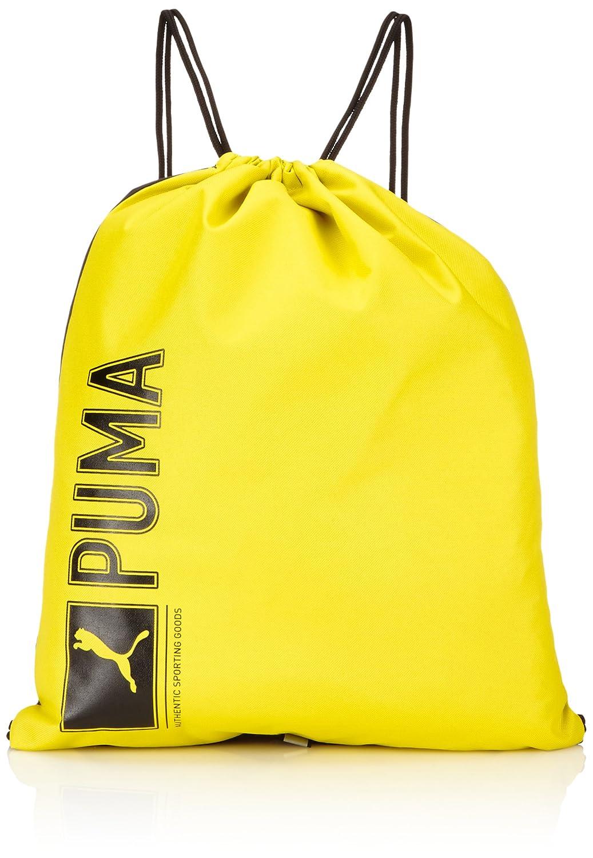 Puma Pioneer - Bolsa de gimnasia, color Azul - azul marino, tama?o 37 x 47 x 1 cm, 14.5 Liter, volumen liters
