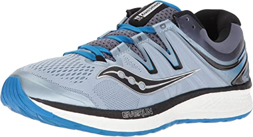 Saucony Mens Men's Hurricane Iso 4 Running Shoe: Saucony