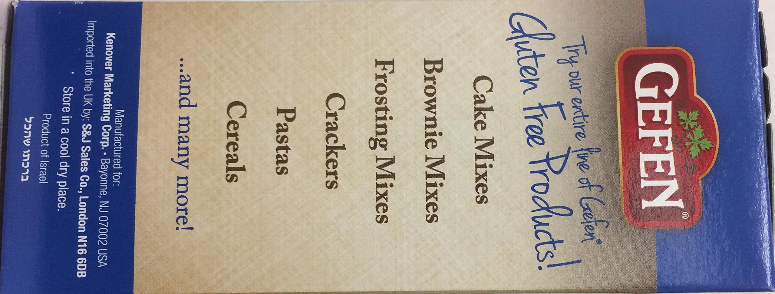 Gefen Vanilla Cookies Gluten Free Kosher For Passover 5.3 Oz. Pack Of 3. by Gefen (Image #1)