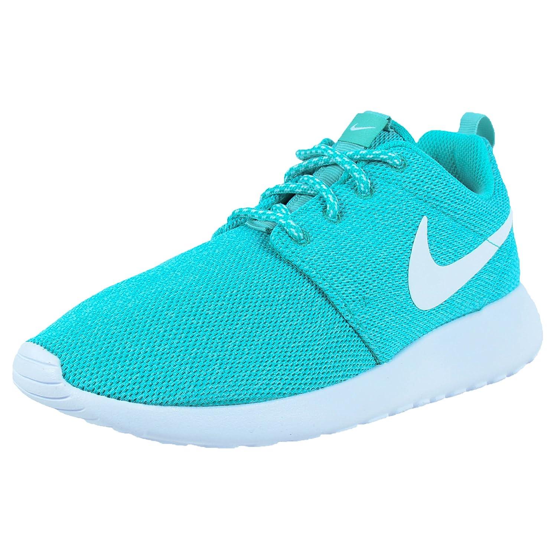 Nike W Roshe One - Entrenamiento y Correr mujer Hyper Jade blancoo