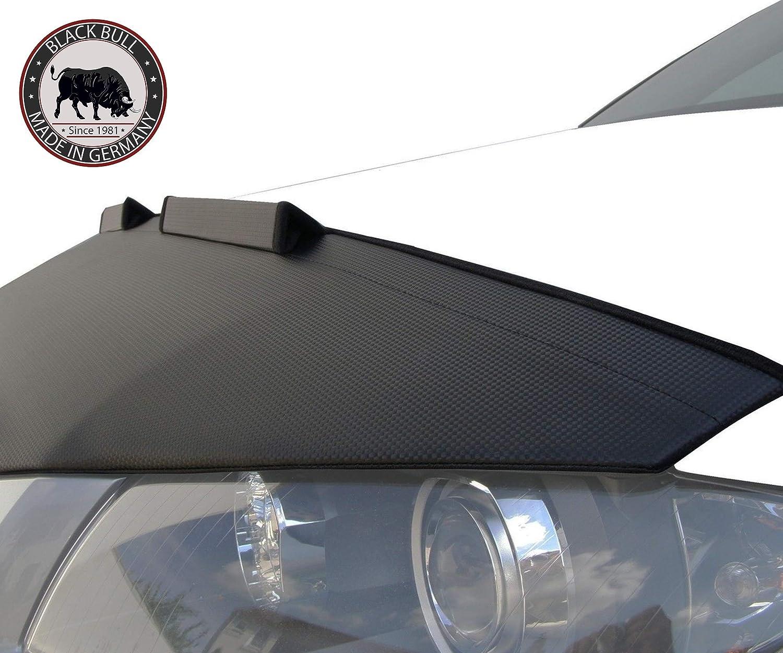 Protecci/ón contra impactos de piedras de carbono Facelift Tuning para T5 autob/ús